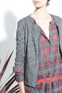 Trail Dress, Indio Cardigan, Burning Torch Fall 2012 Lookbook