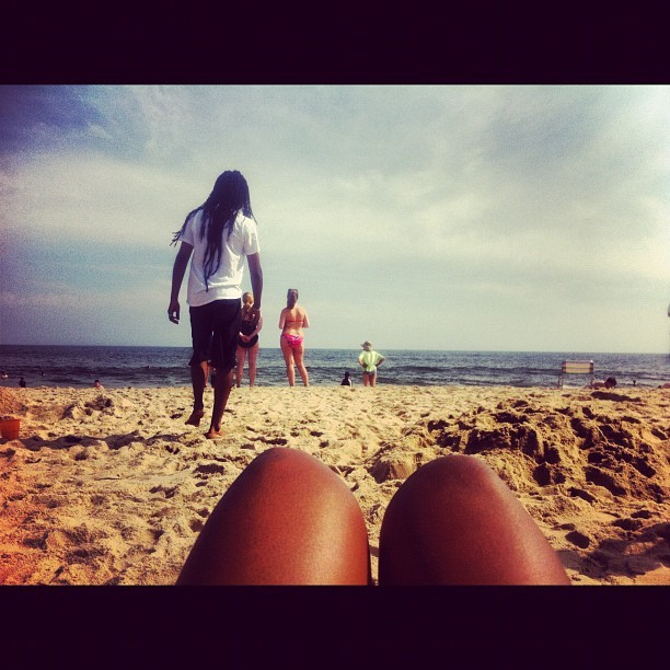Back at it… #hamptons (Taken with Instagram)
