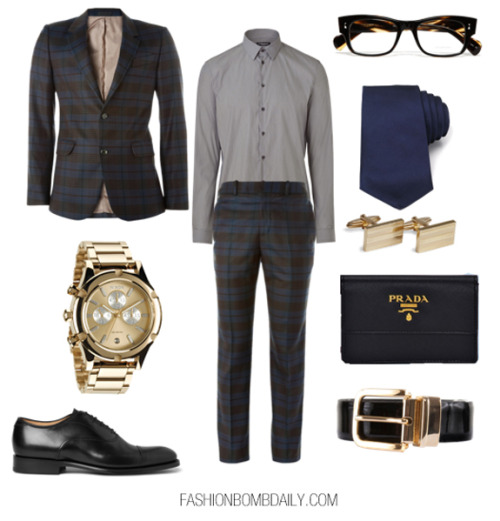 Men's Style Inspiration: What to Wear To a Creative Job Interview
