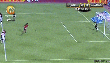 Incredibly Anti-Climatic Penalty Kick [Click to animate] He was most likely stabbed after the game by die-hard fans.