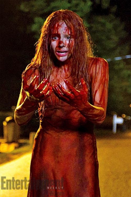 bohemea:  Chloe Moretz in Carrie