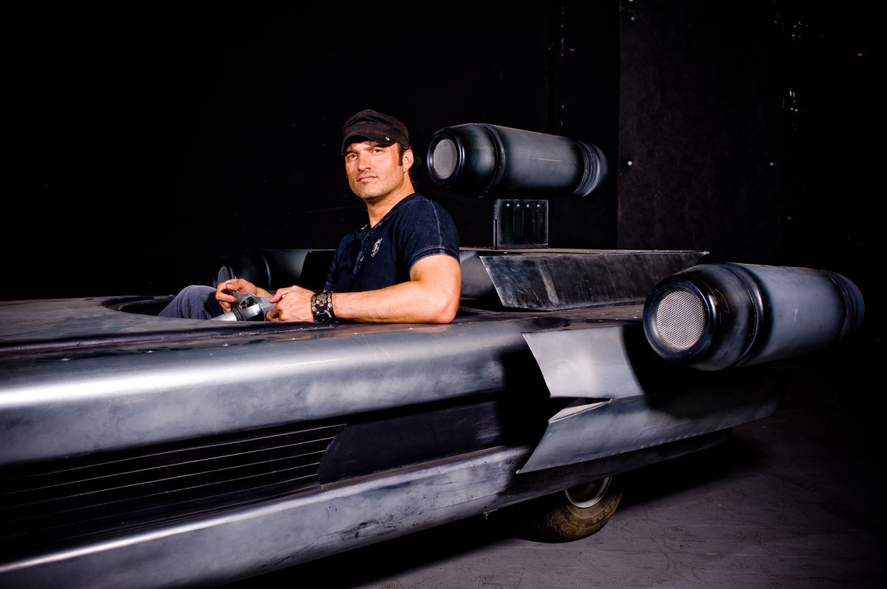 Director Robert Rodriguez, for the Austin Chronicle.