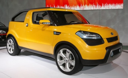 Kia confirms convertible Soul, turbo hot hatch, reports say. via Car and Driver