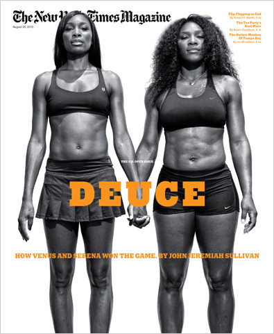 Venus and Serena Against the World