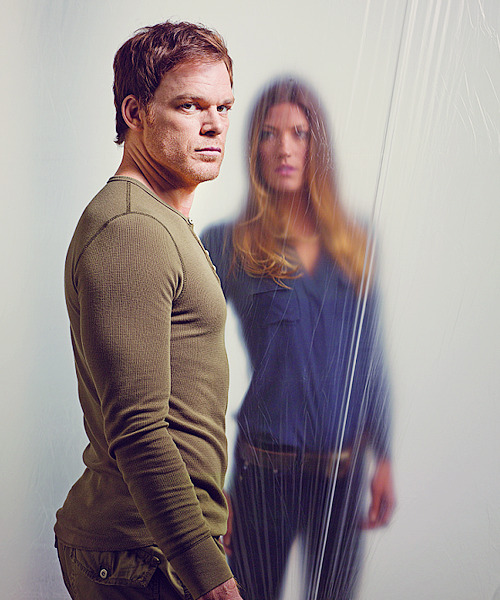 Dexter Season 7 Promotional Picture.