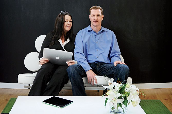 Meet our 2012 AD Innovators: Forward-thinking and fast-growing, Houzz is revolutionizing the way we see our homes. Read more about Alon Cohen and Adi Tatarko's  groundbreaking website.