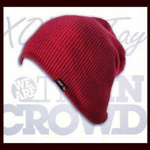 """ TayJardine : Get your ""xo Tay beanie"" now!!! http://wearetheincrowd.com/merch  """