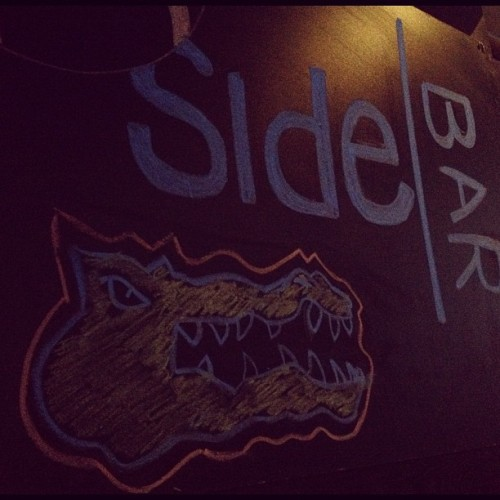 It's about that time. @uflorida #gatorfootballftw (Taken with Instagram)