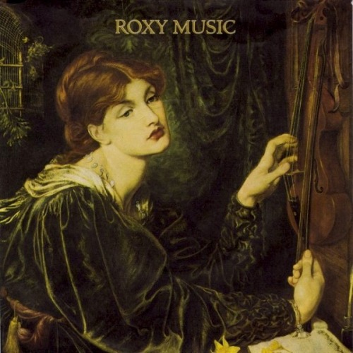 andywalkingandytired:  generallydelectable:  Roxy Music - More Than This (1982 Single)  THAT'S ROSSETTI'S WORK, I'D RECOGNISE IT ANYWHERE KFLFHDSSL I haven't seen this one before, not sure of the name, but it is most definitely Dante Rossetti's painting.  So basically what you're saying is that this is the only woman on the cover of a Roxy Music album that Bryan Ferry didn't get to seduce