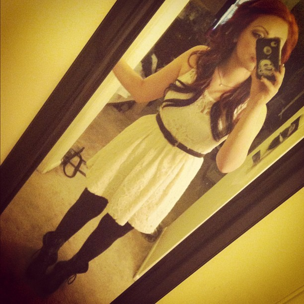 OOTD  (Taken with Instagram)