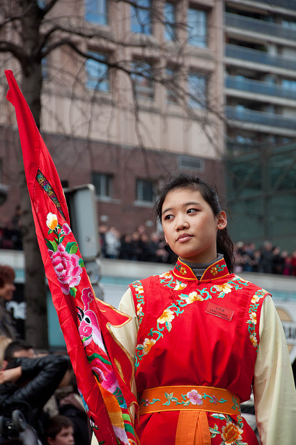 Chinese New Year on Flickr. © Will Crabb