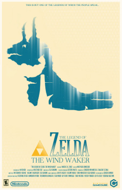 The Legend of Zelda: The Wind Waker by Marinko Milosevski