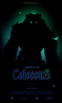 Colossus (Color) by Marinko Milosevski
