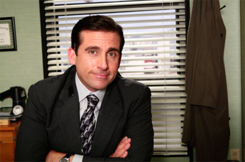 After nine seasons and countless paper jams, The Office will finally be closing up shop. Of course, the show really felt like it was over when this guy left. And if there's anyone who should give Jim and Pam their pink slips, it's Michael Scott. Please come back, Steve! Just one last time? The campaign begins.