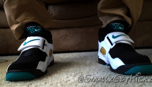 Emerald Diamond Turfs #WDYWT