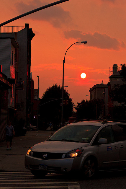 Reddish Sky on Flickr.
