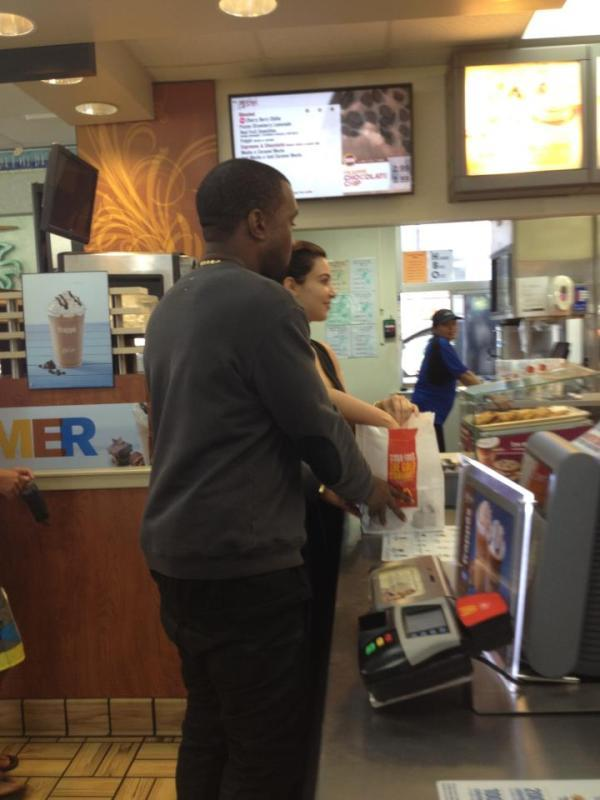 asapo:  wefresh-wefresh:  Mcdonalds.  what she order?  Kanye <3