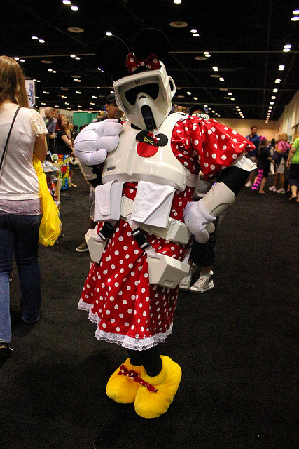 kevinsidethegrid:  Star Wars Celebration VI by insidethemagic on Flickr.