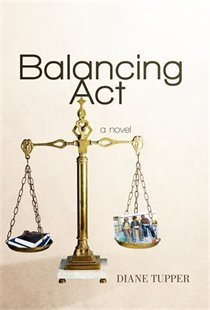 Bloor-Danforth Line- Balancing Act, by Diane Tupper amazon chapters