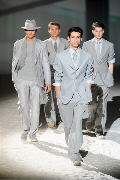 mensfashionworld:  Corneliani S/S 2012