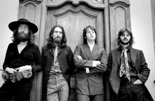 collective-history:  From the last photo shoot ever done of the Beatles, on John's estate in England, Aug 1969