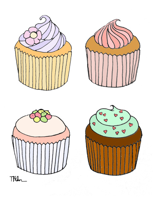 Cupcakes (by Roaring Softly)