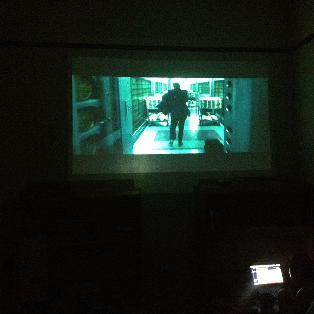 Projector (Taken with Instagram)
