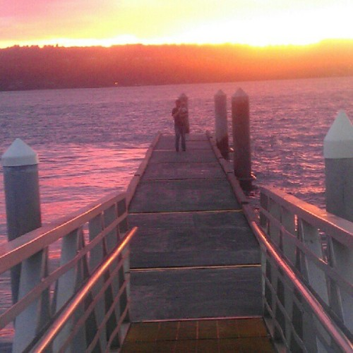 Taken with Instagram at Mukilteo Lighthouse Park