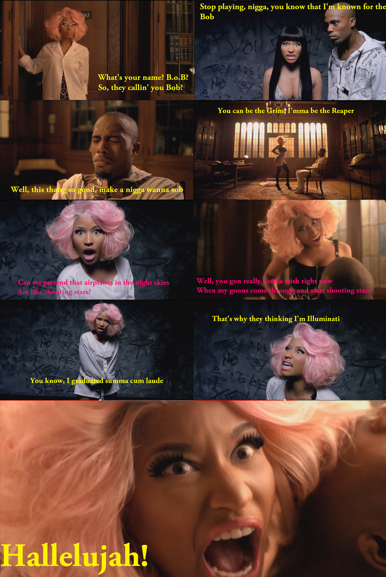 Nicki Minaj Ft B.o.B