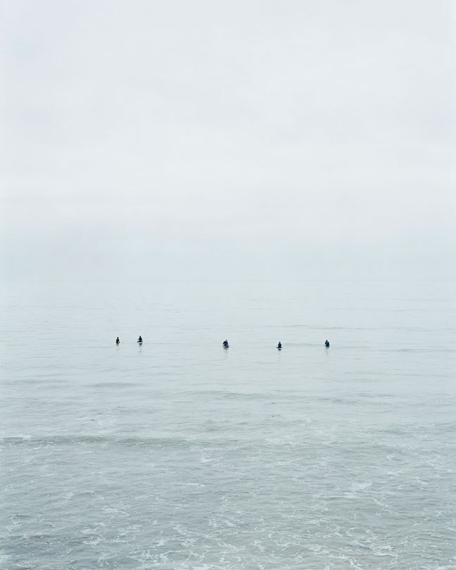 Catherine Opie,Untitled #10 (Surfers)