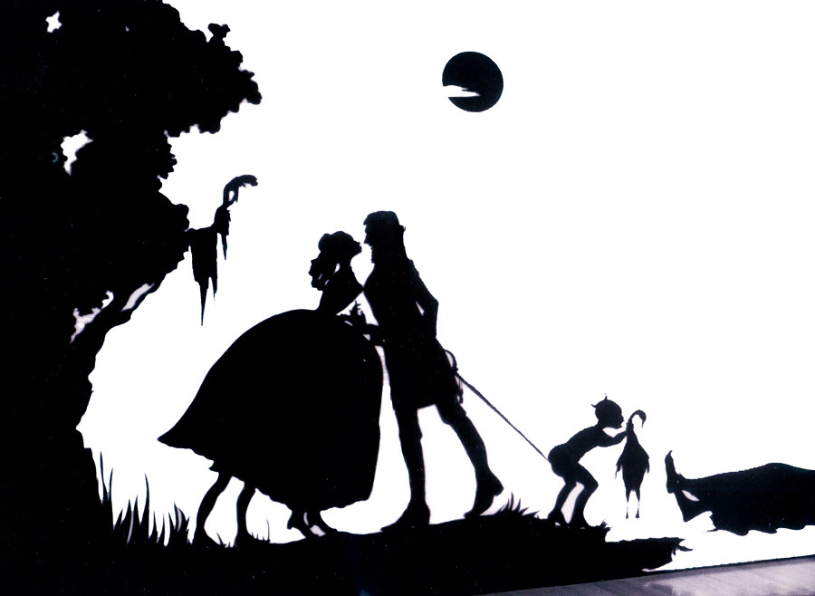 "albinwonderland:  becauseiamawoman:  Fem Art Friday Feature: Kara Walker Contemporary artist Kara Walker deals with the complicated issues of race, gender, and sexuality in her art pieces. These themes are often explored through her well-known silhouettes pieces. In her own words…  ""I was really searching for a format to sort of encapsulate, to simplify complicated things…And some of it spoke to me as: 'it's a medium…historically, it's a craft…and it's very middle-class.' It spoke to me in the same way that the minstrel show does…it's middle class white people rendering themselves black, making themselves somewhat invisible, or taking on an alternate identity because of the anonymity … and because the shadow also speaks about so much of our psyche. You can play out different roles when you're rendered black, or halfway invisible."" [Source]   I learned about Kara's work for the first time this past summer and it completely captivated me. It's whimsical yet still political and very disturbing at times. I love it."