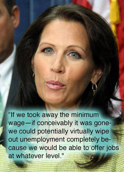 laughoutloudpolitics:  And the House Republicans put her on their Intelligence Committee???