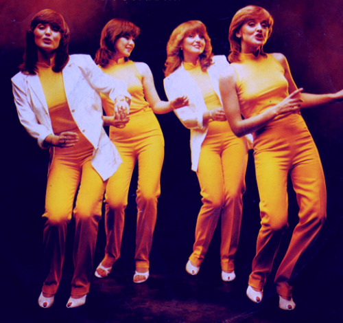 The Nolans (Left To Right Maureen, Coleen, Linda & Bernadette)