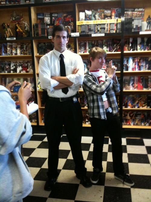 From the archives. Powers Cosplay at acme comics.