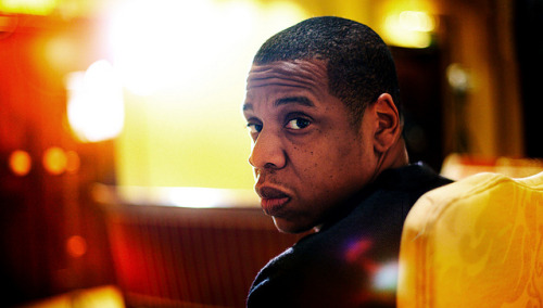 Jay-Z, photographed by Gustav Johansson in 2011.