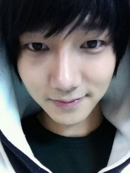 Yesung~  Dance like crazy, sing with your heart, share your selcas, go to H&G, promote YStyle, speak Engrish, be weird, change your hair color, wear your sunglasses, laugh everyday, just… Be you. That's how you make us happy. We love you Yeye ! Happy birthday <3