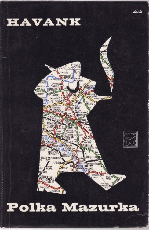 furtho:  Book cover designed by Dick Bruna (via Dick Bruna Book Cover | Maps and the City)