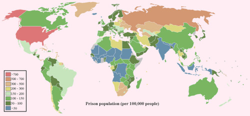 World prison population