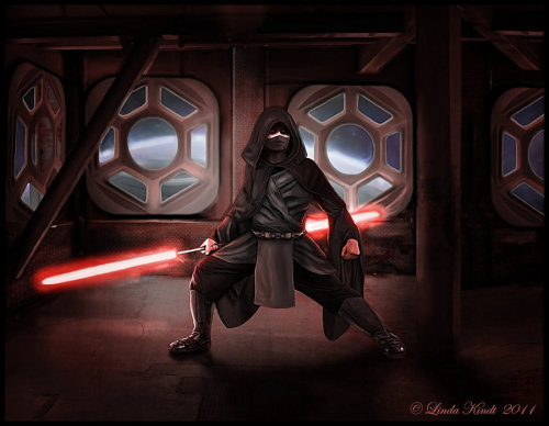 The Dark Jedi by *Isriana