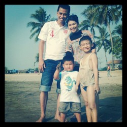 Happy holiday :* (Taken with Instagram)