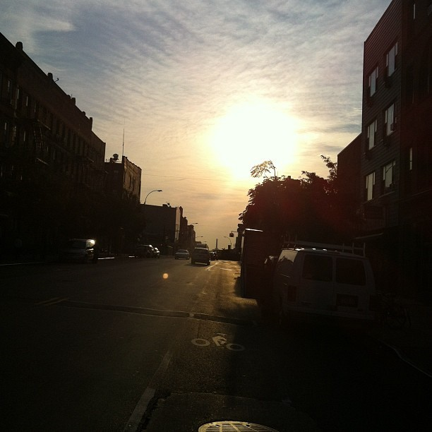 Good morning Brooklyn (Taken with Instagram)