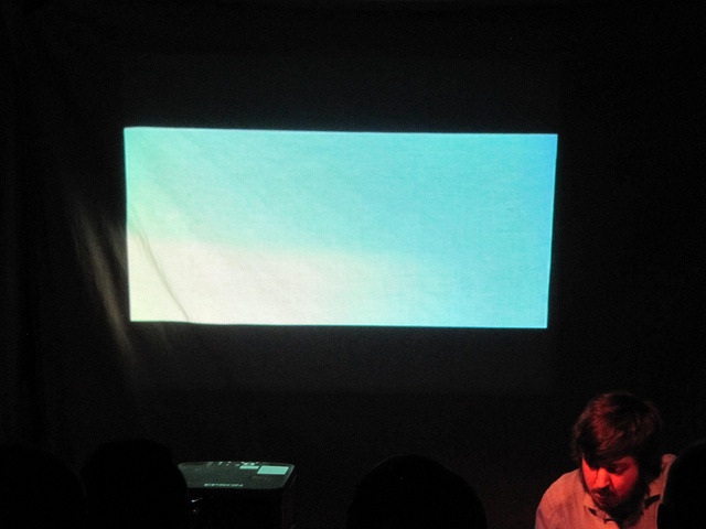 Hans-Joachim Roedelius + Petrels @ Cafe Oto 21/06/2012, a set on Flickr.Photoset: Hans-Joachim Roedelius + Petrels at Cafe Oto 21/06/2012. Visuals by Laid Eyes