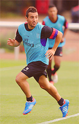 Arsenal training (24/8/2012)