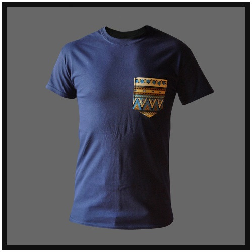 the-safe-house:  Aztec Pocket Tee now just £15 on www.the-safe-house.com