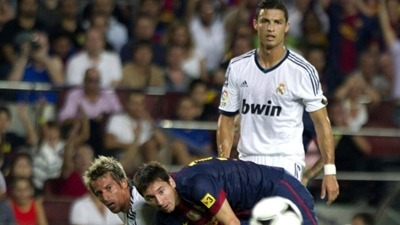 Cristiano : … Oh, why? I will never forgive you this, Fabio! :D