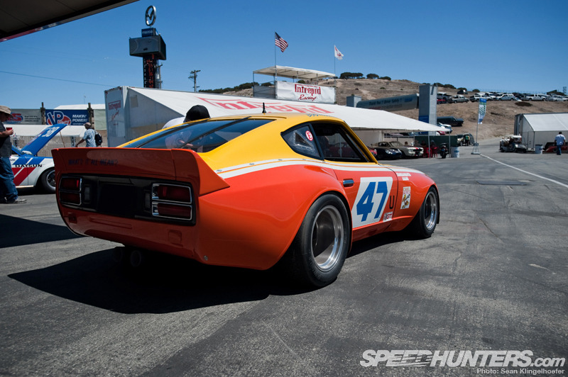 JOY OF MACHINE: THE CARS OF MONTEREY (via Speedhunters)