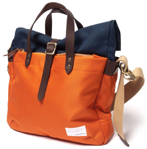 two toned tote.