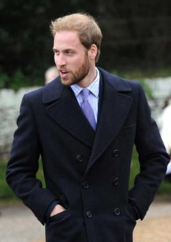 acollectionofwellbehavedbeards:  prince william (via AlloCiné)