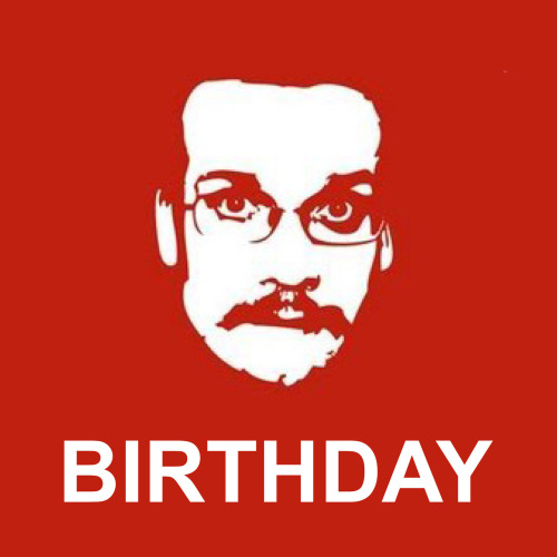 justswallowthemoon:  Birthday John. Happy birthday John Green! I hope it is as full of awesome and nerdiness as you are.