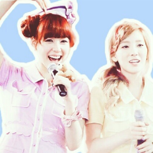#GG #SNSD #TaeNy (Taken with Instagram)